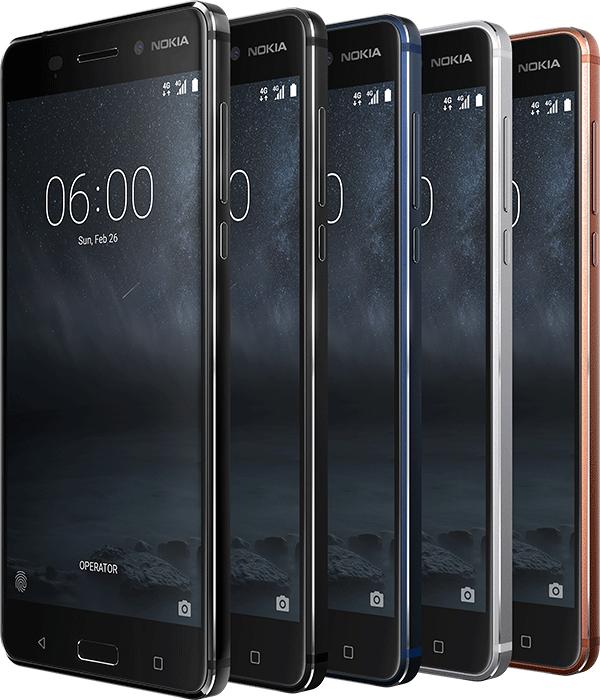 Nokia 6 ufficialmente disponibile in Italia