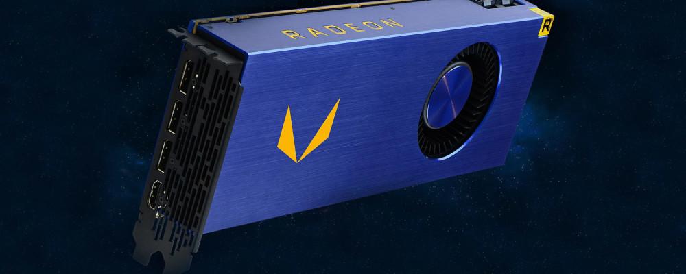 Nuova Scheda Video AMD RX Vega