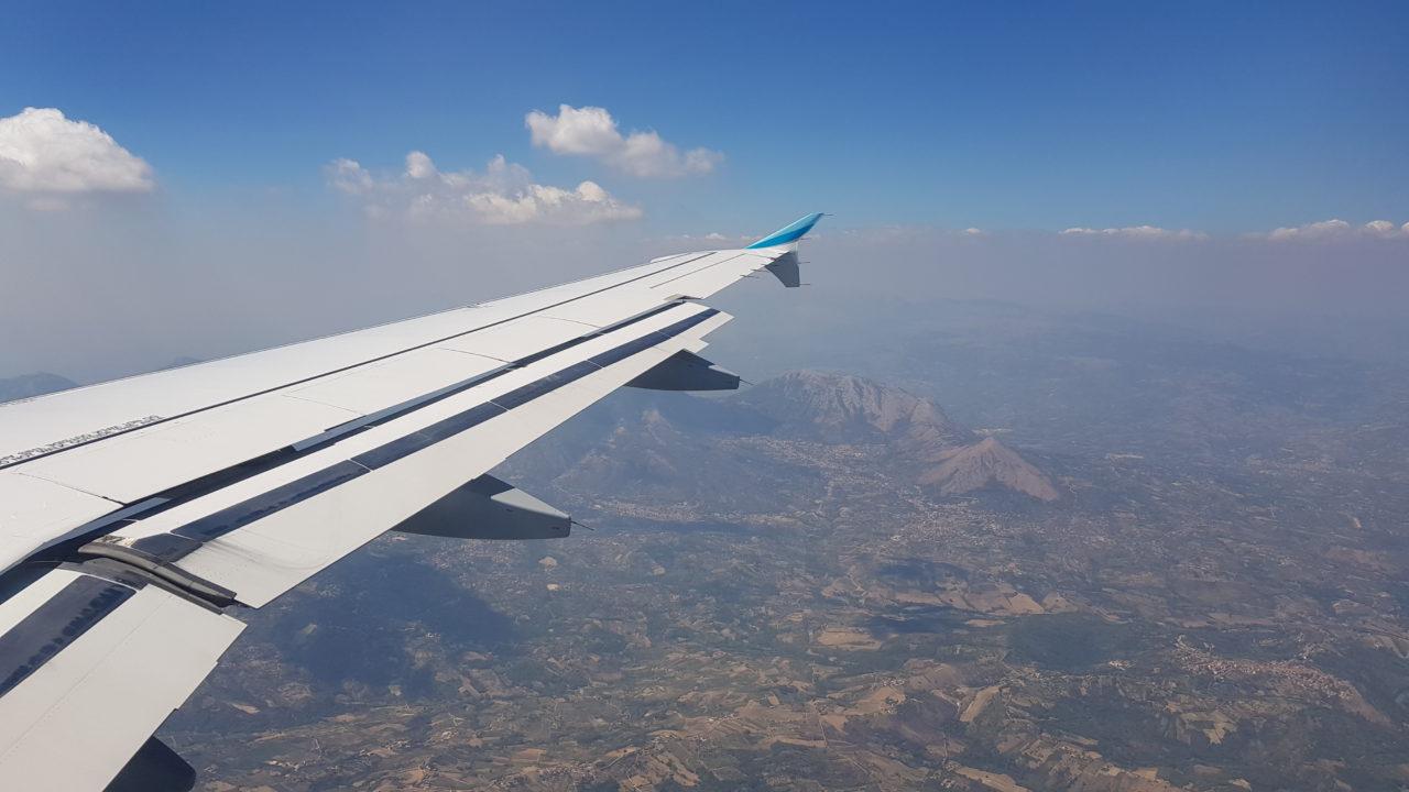 Colonia-Napoli Flight