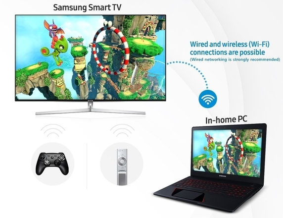 Steam Link su TV Samsung