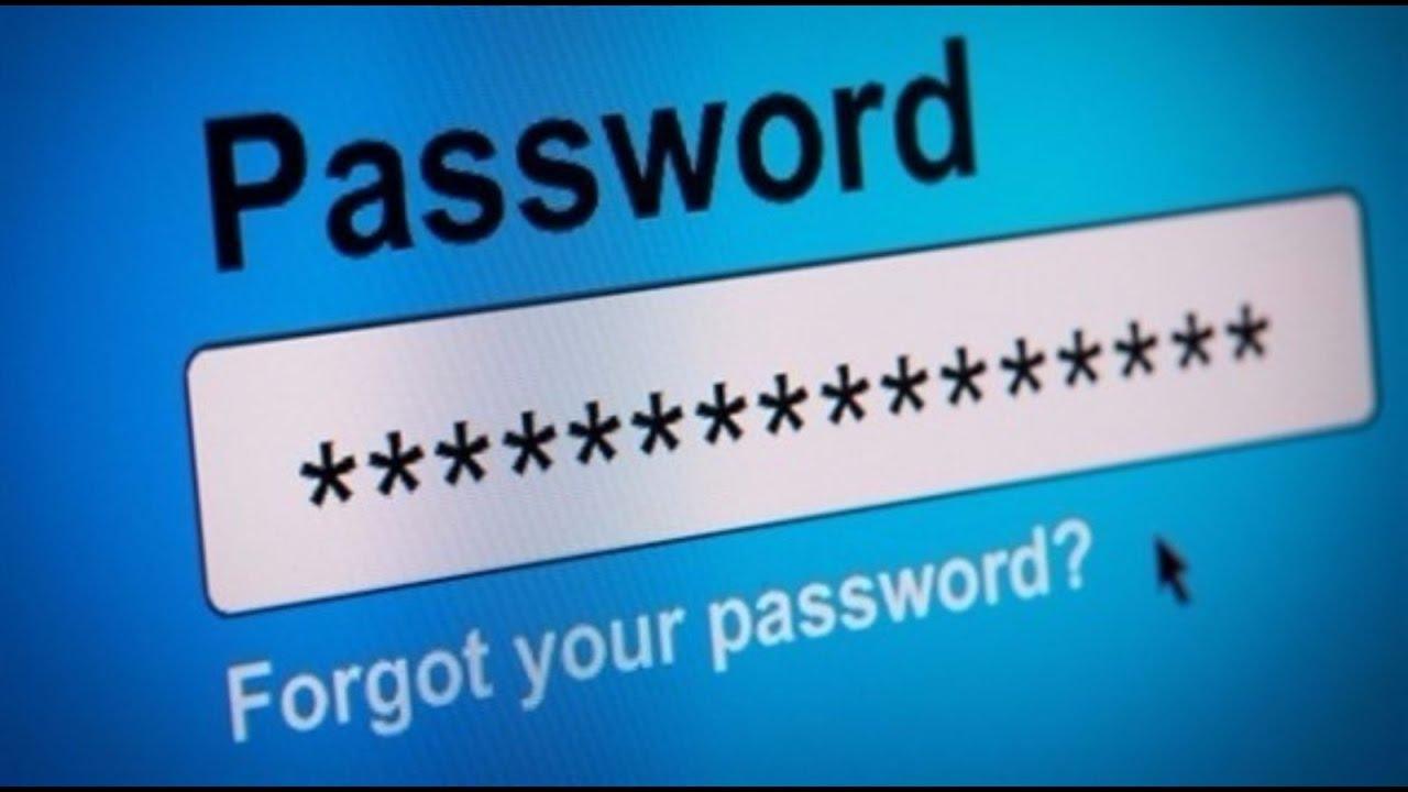 Schermata Password e Recupero