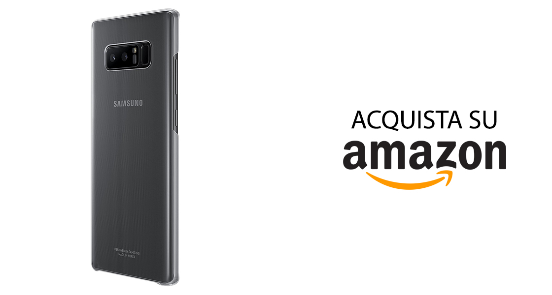 Samsung Galaxy Note 8 Clear Cover Amazon