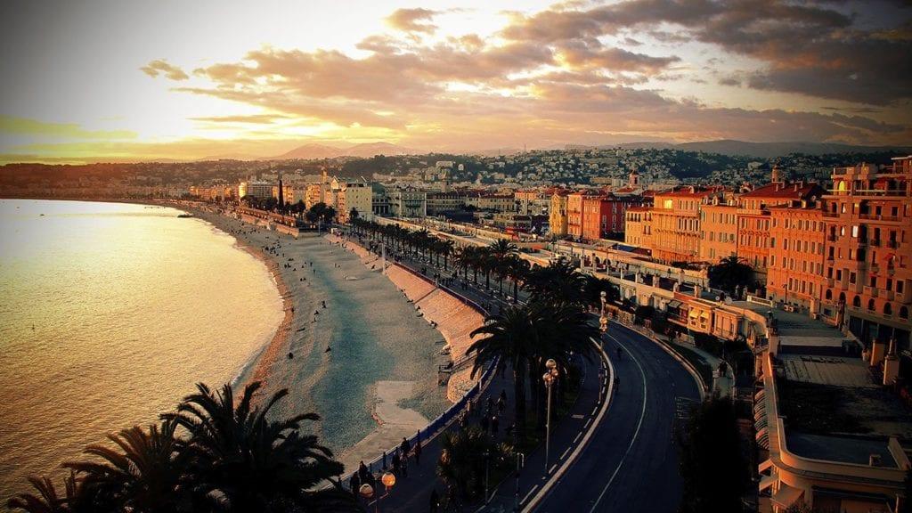 Lungomare di Nizza