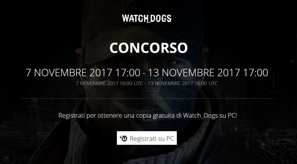 Watch Dogs PC Gratis Uplay