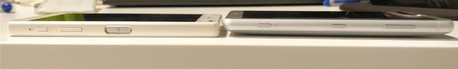 Sony Xperia Z5 Compact e Xperia XZ2 Compact