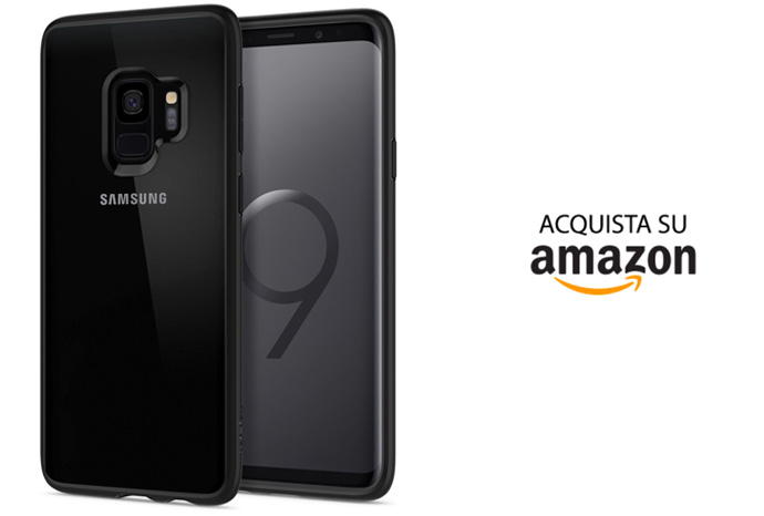 Samsung Galaxy S9 e Galaxy S9 Plus Cover Spigen Ultra Hybrid