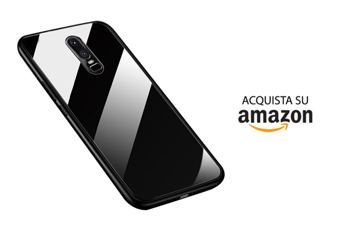 Cover OnePLus 6 Cookar Silicone