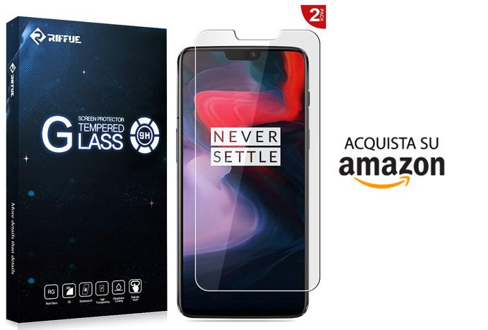 Pellicola Protettiva OnePlus 6 Riffue