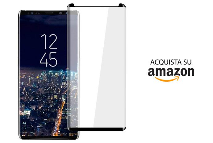Pellicola Voigeer Vetro Temperato Samsung Galaxy Note 9