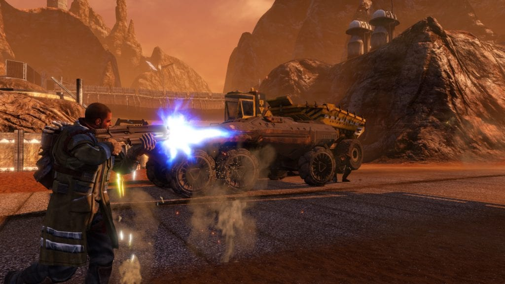 red faction guerrilla remarstered battaglia in game