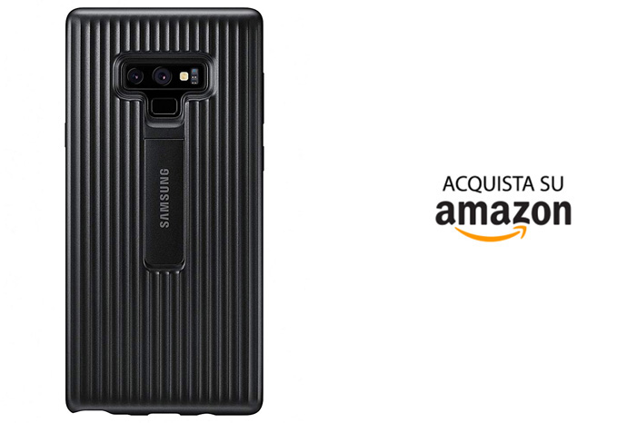 Galaxy Note 9 Cover Protective Standing