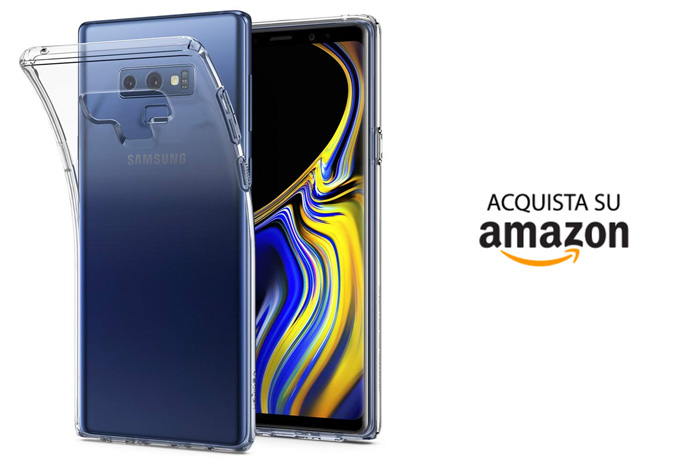 Galaxy Note 9 Cover Spigen Liquid Crystal