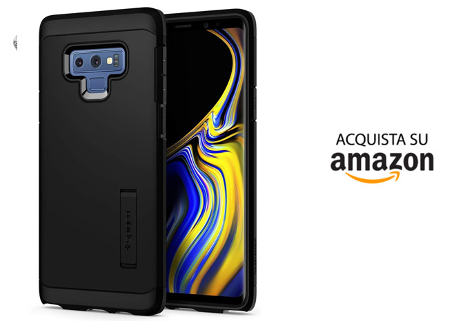 Galaxy Note 9 Cover Spigen Tough Armor