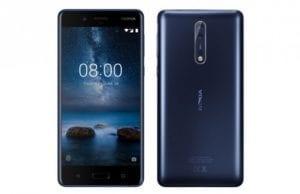 Nokia 8 top di gamma