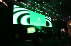 Booth Xbox Gamescom 2017