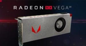 Amd Radeon RX Vega Render