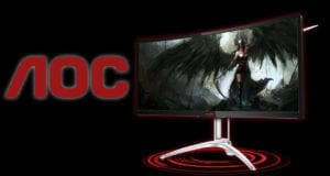 AOC AG352QCX Monitor Gaming Recensione