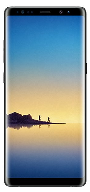 Samsung Galaxy Note 8 Front