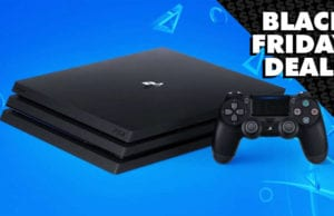 PS4 Black Friday Offerte