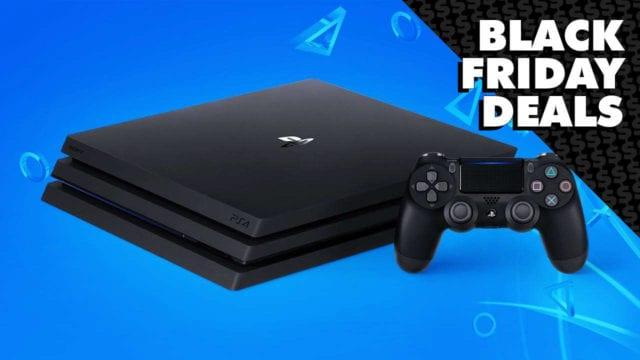 PS4 Black Friday Offerte
