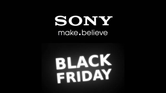 Sony Black Friday - Tutte le Offerte