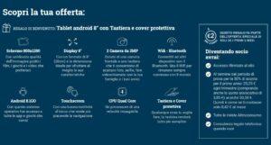 Caratteristiche Tablet Altroconsumo 2€
