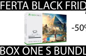 Xbox One S Black Friday Offerte