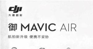 DJI Mavic Air Foto