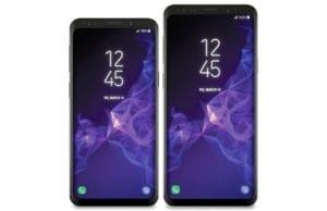 Galaxy S9 e Galaxy S9+