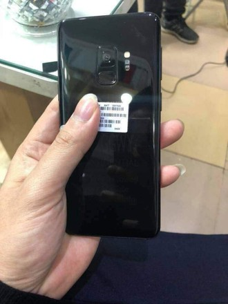 Samsung Galaxy S9 Posteriore Fotocamera