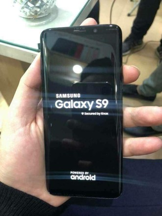 Samsung Galaxy S9 Leak Foto dal Vivo Boot