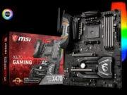 MSI X470 Gaming M7 AC Scheda Madre AMD Ryzen