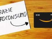 Altroconsumo - Buono Amazon 30€