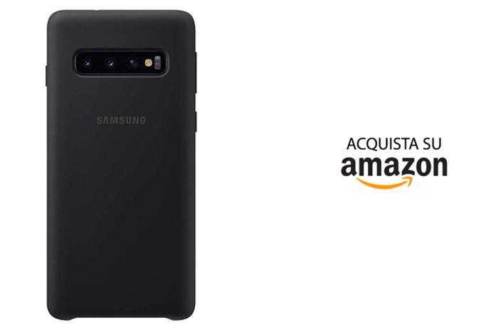 Cover Galaxy S10 Originale Silicone
