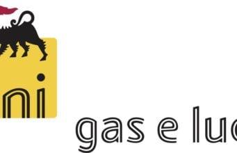 Eni Gas e Luce Logo