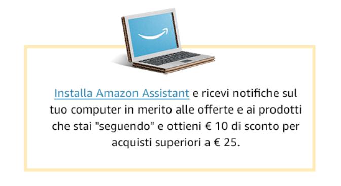 Amazon regala 10€ di buono per il Prime Day 2019, ecco come ottenerlo