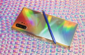 Samsung Galaxy Note 10 Retro