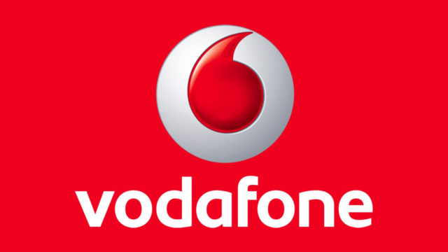 Logo di Vodafone