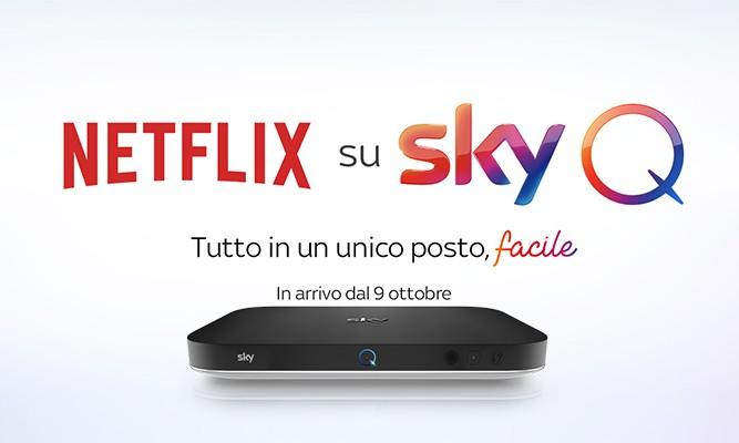 Netflix Sky Q Prezzi