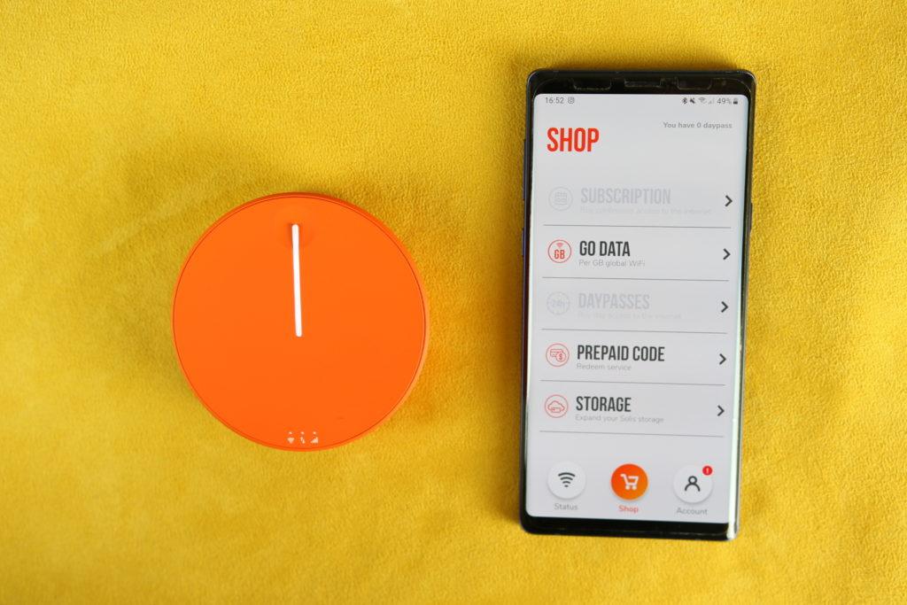 Recensione Skyroam Solis X - Hotspot WiFi valido in tutto il mondo