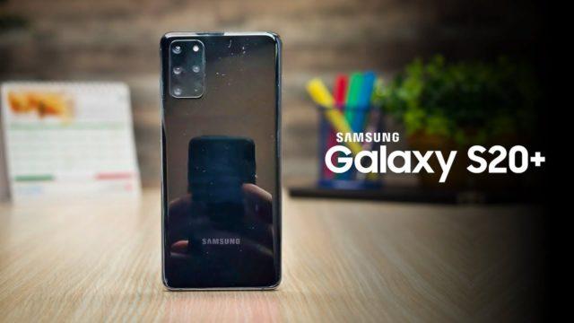 Migliore Pellicola Samsung Galaxy S20+ Plus
