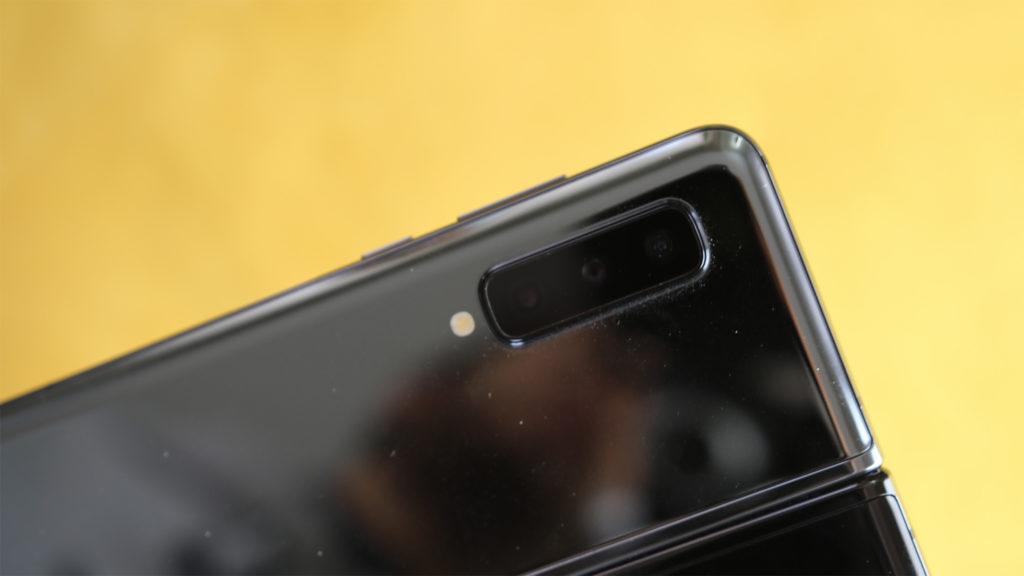 Samsung Galaxy Fold Fotocamera