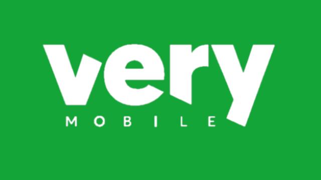 Logo Very Mobile - Operatore Virtuale Wind 3