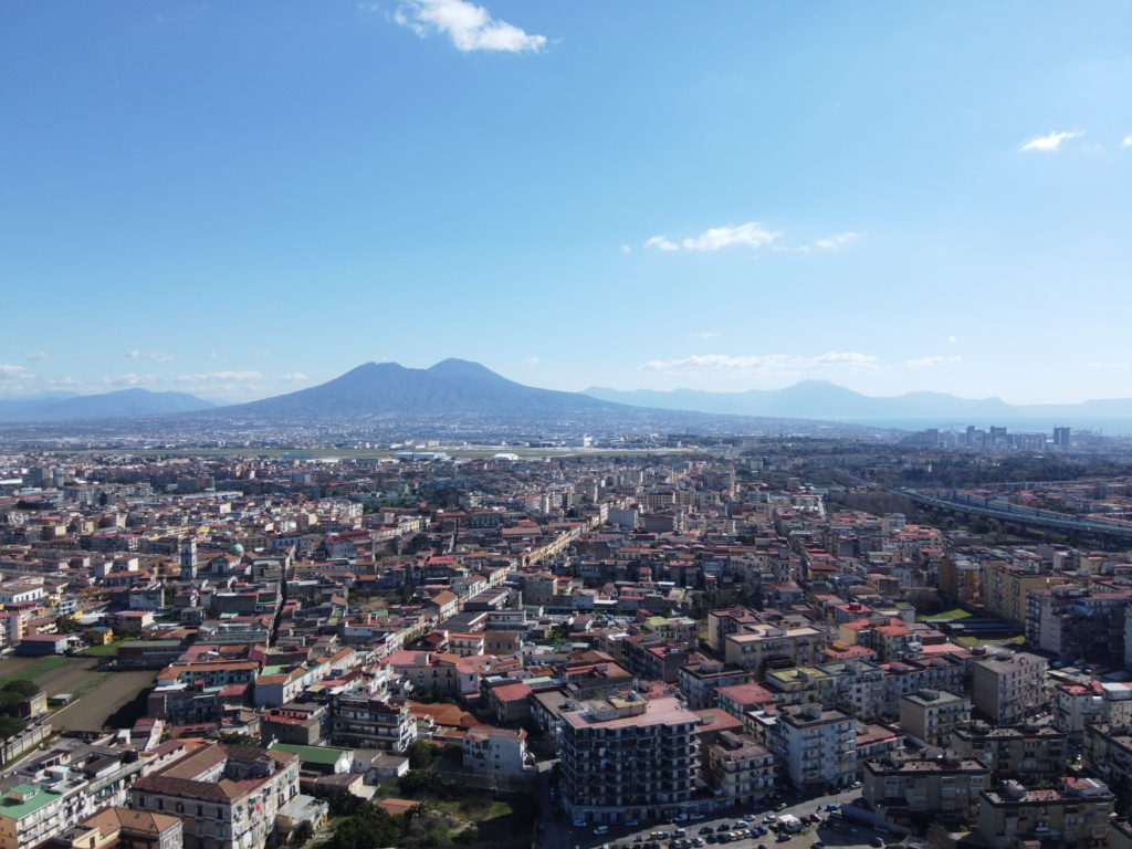 Mavic Mini Foto Napoli