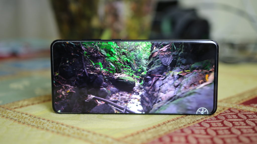 Galaxy S20 Ultra 5G Display Dinamic Amoled