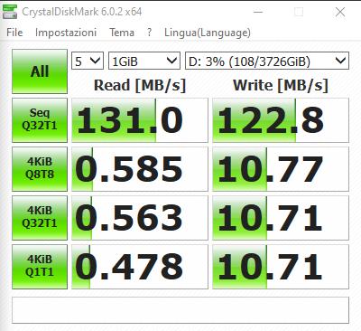 Recensione WD Black P10 4TB - Memoria (quasi) Illimitata