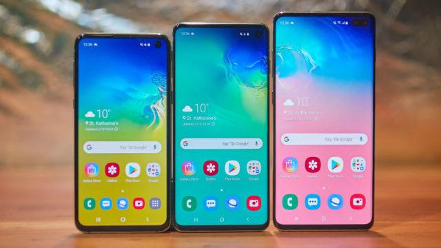 Migliori Pellicole Samsung Galaxy S10+ Plus S10e