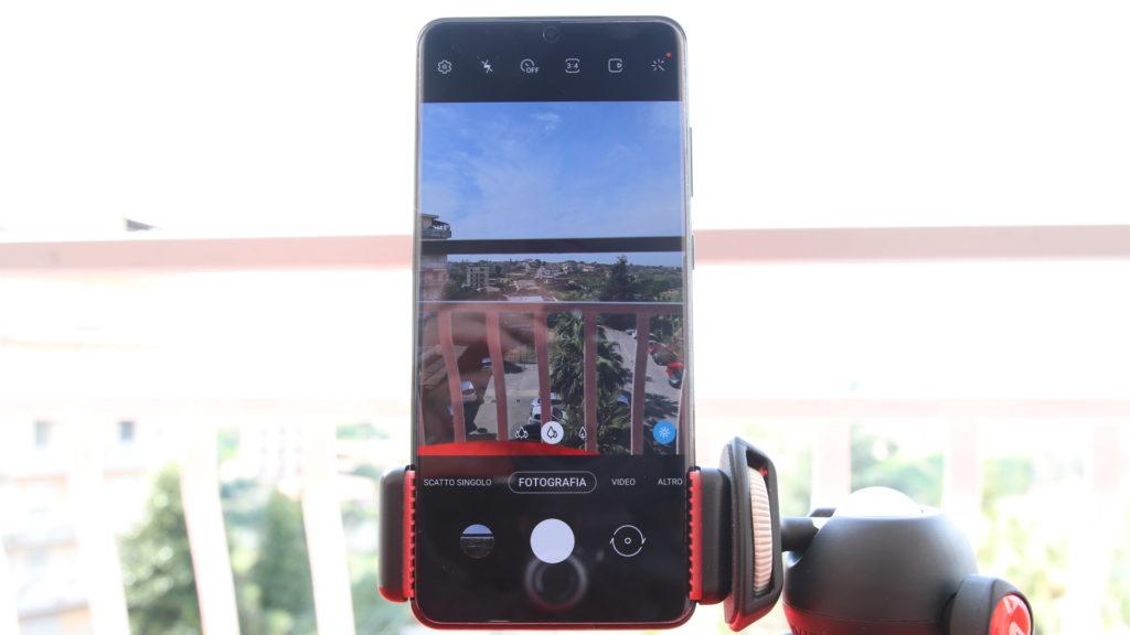 Galaxy S20 Ultra 5G App Fotocamera
