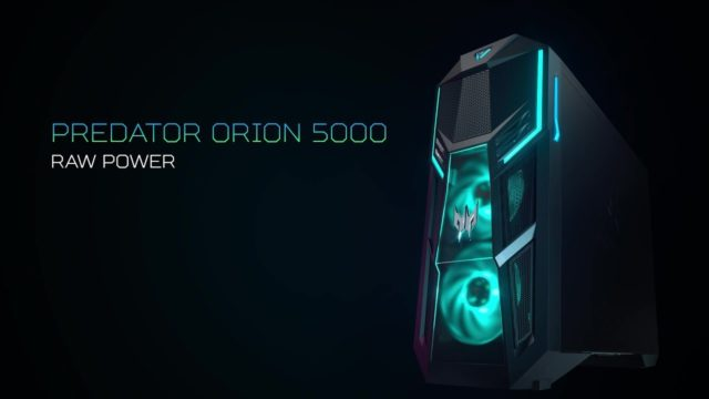Acer Predator Orion 5000 PC Gaming