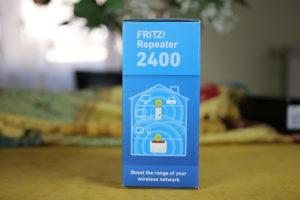 Fritz Repeater 2400 Confezione Laterale